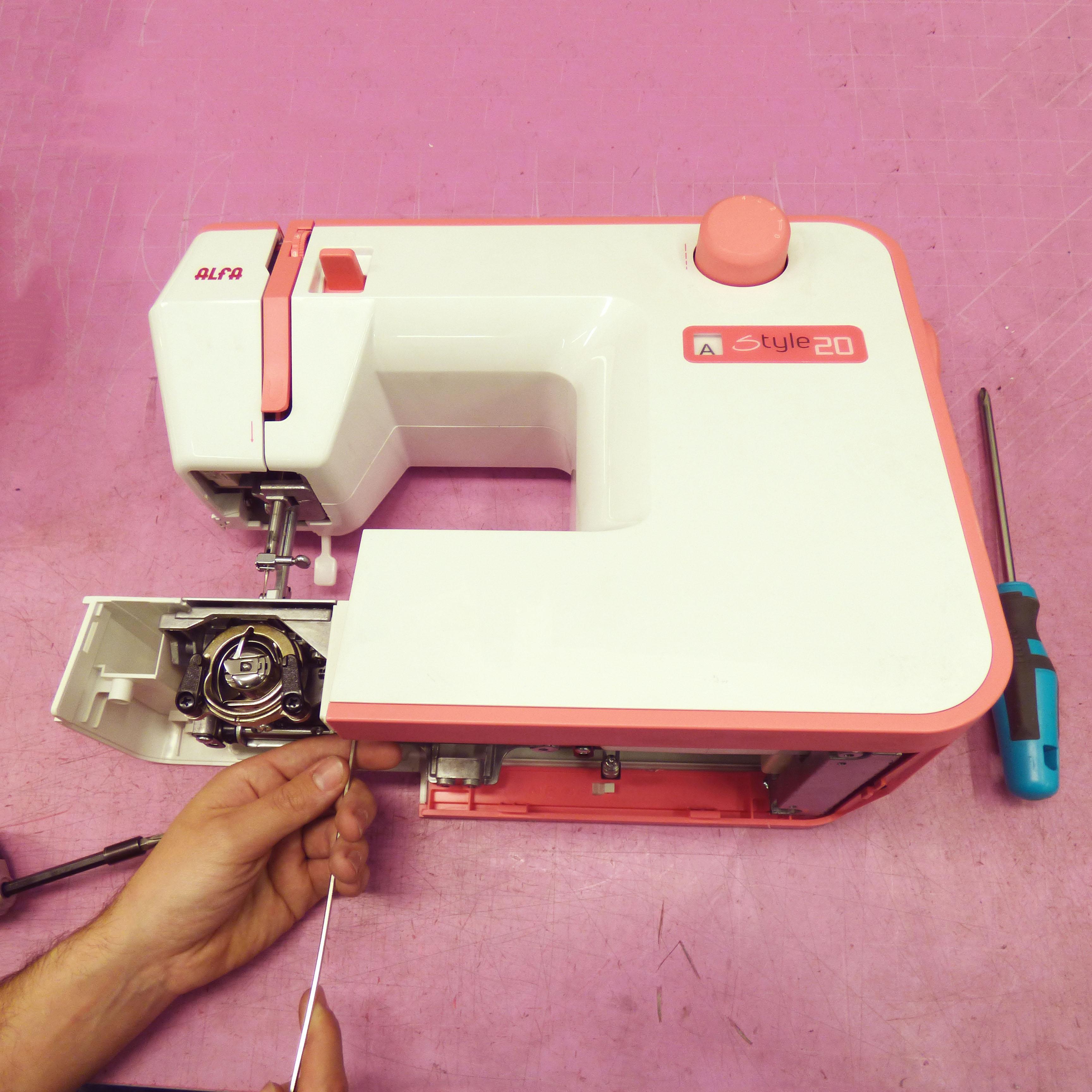 Sigma maquinas de coser servicio tecnico