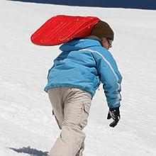 light snow sled