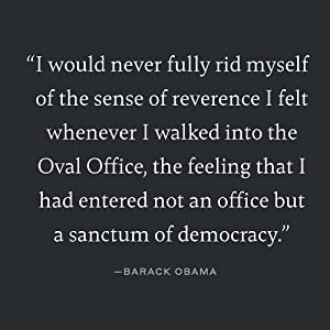 Quote by Barack Obama, Nov 2020, A Promised Land