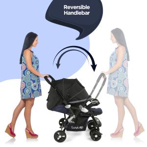 Reversible Handlebar: