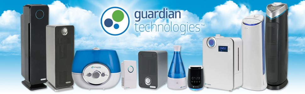 guardian technologies, germguardian air purifier