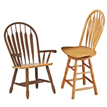 arm chairs,solid wood,traditional,country,dining chairs,computer chairs,study chair,home office,oak
