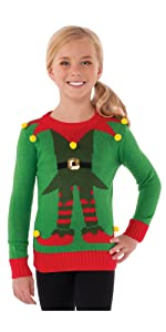 Elf Ugly sweater