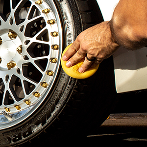 Meguiar's,tire gel,tire brush,tire shine