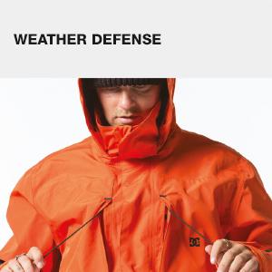 DC, snowboarding, outerwear, jacket, weather defense
