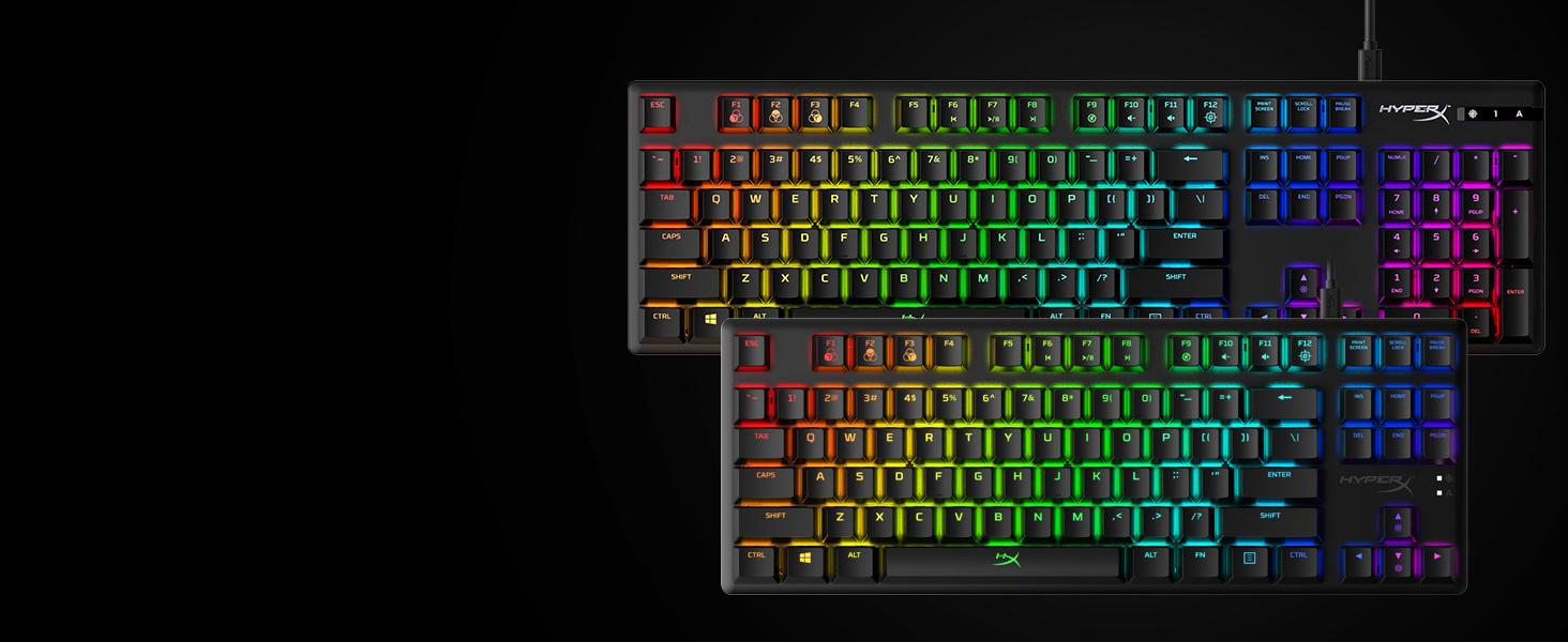 HyperX Alloy Origins Keyboards