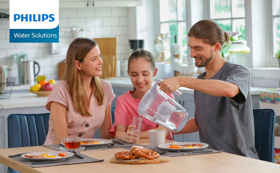 Filtres d'eau philips