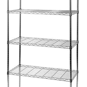 seville classics ultrahd metal iron steel wire adjustable shelving shelves shelf lightweight slip