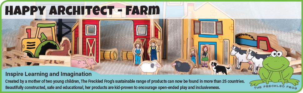 Happy Architect - Farm