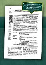 LASB Life Application Study Bible NLT New Living Translation understandable biography profile