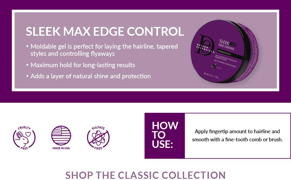 Sleek MAX Edge Control