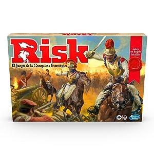 Hasbro Gaming- Risk Dragones (E9402105), exclusivo en Amazon: Amazon.es: Juguetes y juegos