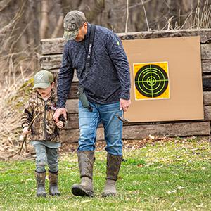Target targets rifle pistol shotgun hunting outdoors hobby recreation fun season muff low firearm