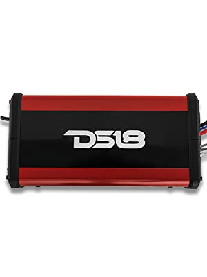 DS18 Hydro NXL-N2 Ultra Compact Digital Amp Desing 600 Watts Max 2 Channel Amplifier - All Elements, for All Applications (2 Channel)