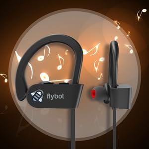 Flybot Wave WirlessEarphone(Black)