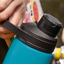 chute mag bottle, reusable bottle, stainless steel water bottle, water bottle, camelbak chute