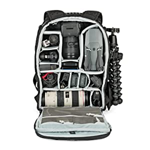 Amazon.com : ProTactic 450 AW Camera Backpack From Lowepro ...