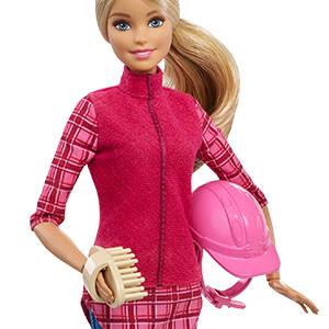 Barbie - Muñeca y su Caballo Superinteractivo