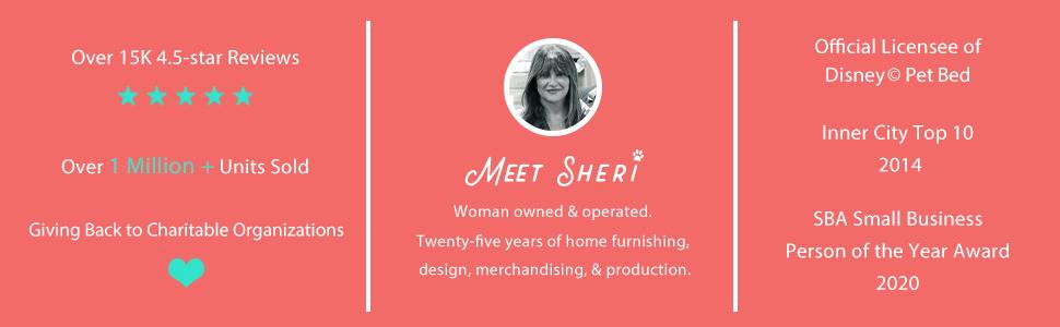 Meet Sheri