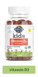 kids vitamin d3 gummy