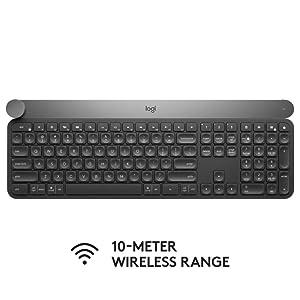 Logitech Craft teclado inalámbrico