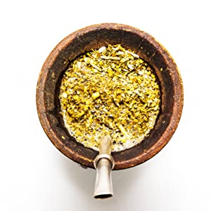 yerba mate traditional bowl