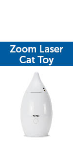 zoom toy laser cat automatic