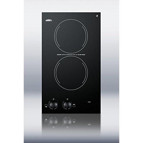 Amazon.com: Summit CR2110 placa de cocción con 2 ...
