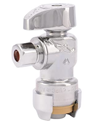 plumbing copper compression fitting sink quarter turn fittings ball faucet fitings under fit