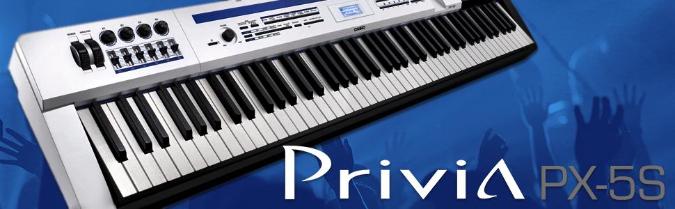 Casio Privia PX-5S 88-key Stage Piano 4