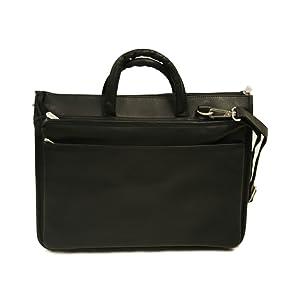 Piel Leather Expandable Brief One Size 2869 Black