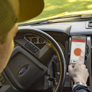 Echo Trailer Brake Controller Manual Braking