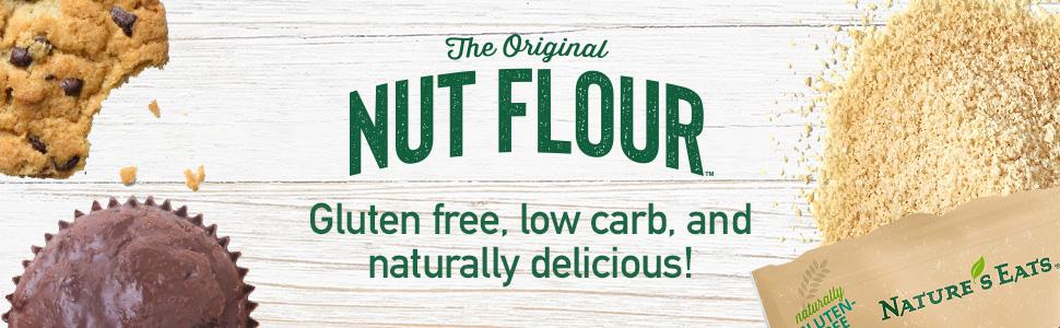 nut flour, header
