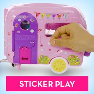Barbie Chelsea Camper Playset