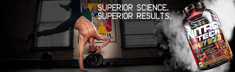 superior science superior result