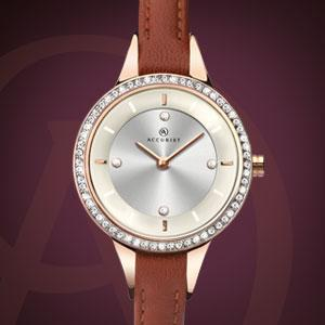 Accurist, Accurist watches, 8043, Womens watches, ladies watches, fashion watches, classic watches