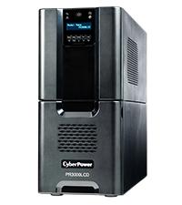 CyberPower PR3000LCD Battery Backup UPS