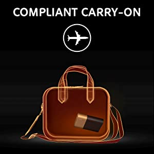 Compliant Carry-on Item