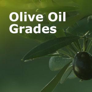 Grades of Olive Oil