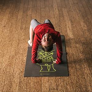 Giama Kids Yoga Mat