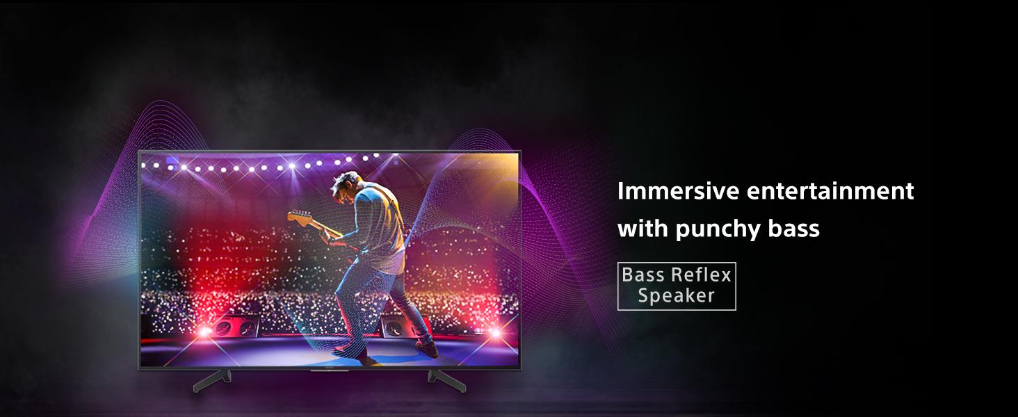 Bass Reflex Speakers