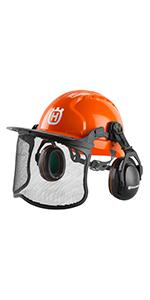 Chainsaw Helmet