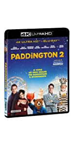 Paddington 2 Blu-Ray 4K