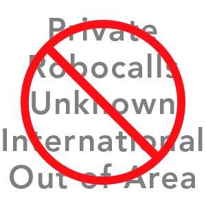 block private call, block robocalls, blocker unknown
