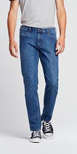 Wrangler Regular straight Jeans Uomo