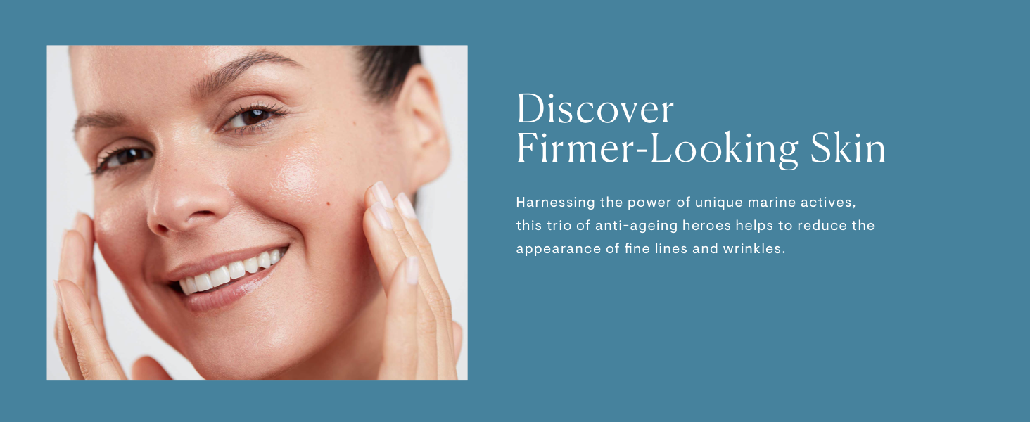 Discover Firmer-Looking Skin with the Power of Pro-Collagen