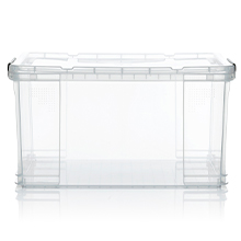 Transparent; HOUZE - 65L 'STRONG' Box