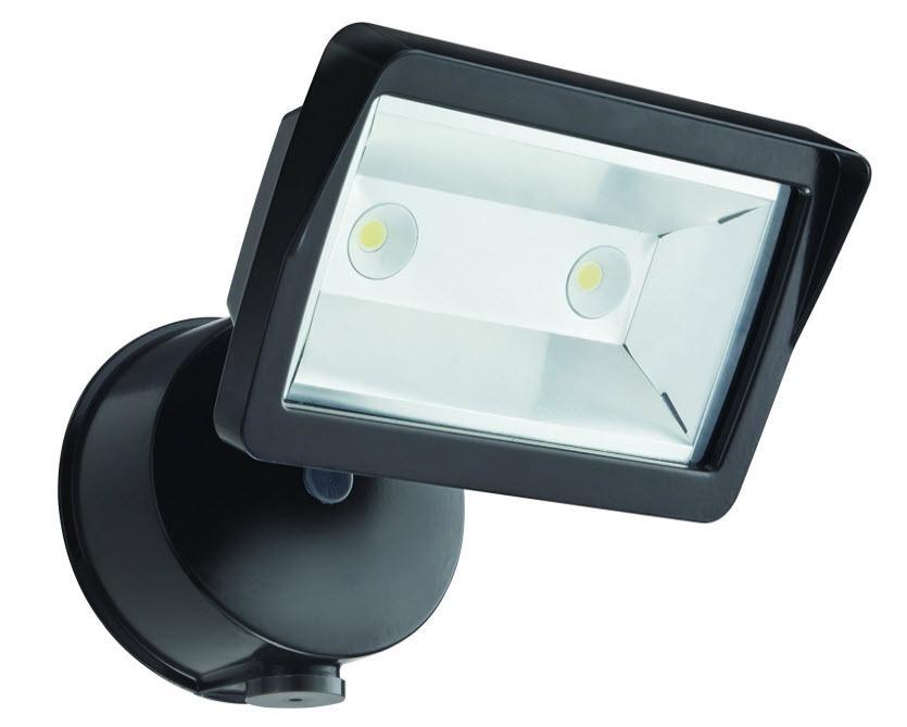 Lithonia Lighting Olfl 14 Pe Bz Adjustable Led Floodlight
