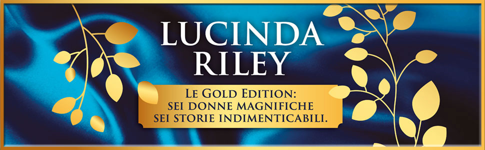Lucinda Riley Gold Edition