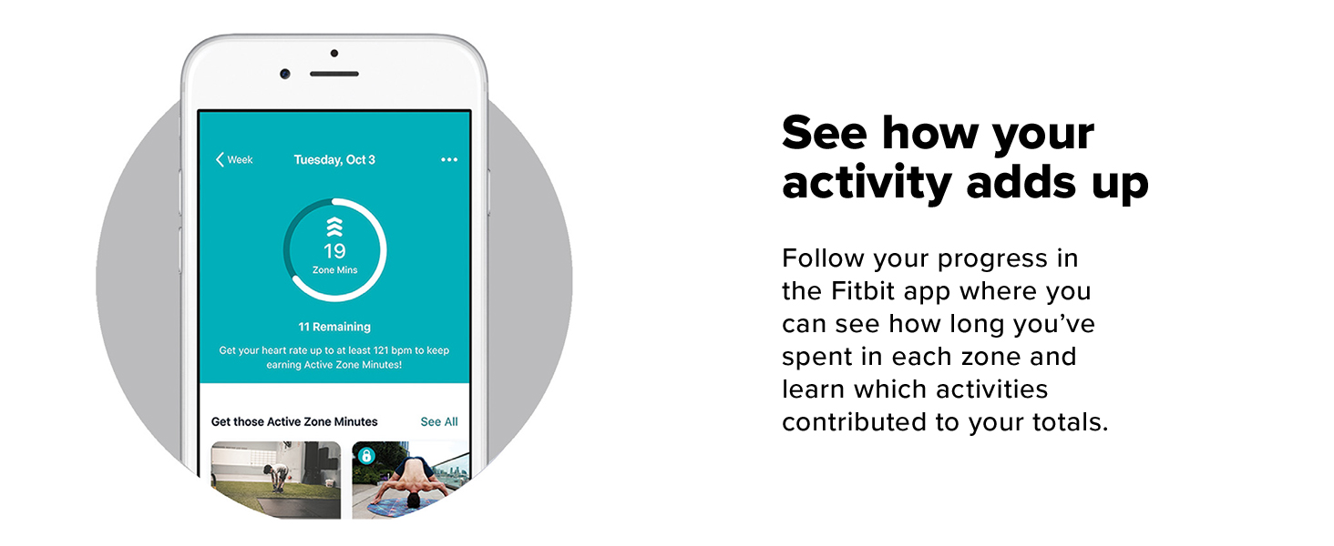 see how your activity adds up